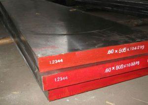 Рамен челик со алатка 1,2344 H13 SKD61