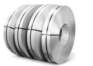 Лента од не'рѓосувачки челик AISI 441 EN 1.4509 DIN X2CrTiNb18