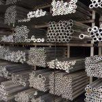 Алуминиумска цевка 6082, 5083, 5086, 5052, 6063, 7075, 1100 цевки