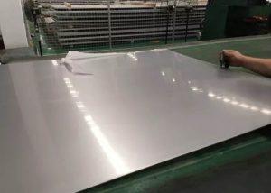 904L висококвалитетна плоча од не'рѓосувачки челик