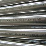 Тркалезна лента од не'рѓосувачки челик ASTM A276 AISI 316
