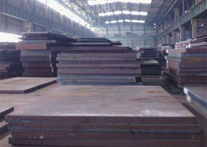 NM500 NM400 челични плочи отпорни на абење