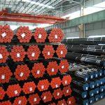 API 5L, API 5CT, ASTM A106 / A53, DIN 2391, EN10305, EN10210 Бесшевни челични цевки од легура на јаглерод
