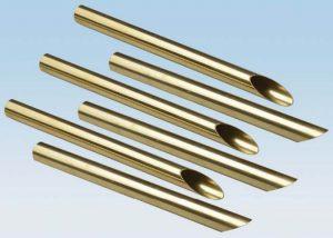 Ц44300 Ц68700 месинг легурарна цевка ASTM B111