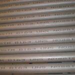 N08810 Безшевни цевки од легура на 800H цевка
