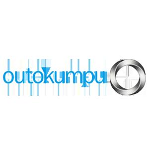 Лого на Outokumpu