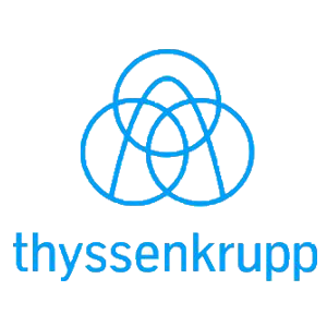 Логото на Тисенкруп