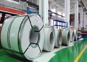 321 серпентина од не'рѓосувачки челик 1.4541 / X6CrNiTi18-10