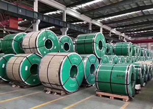 Намотка од не'рѓосувачки челик со ASTM JIS DIN GB