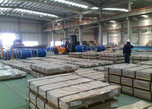 X10CrAlSi13 / 1.4724 челичен лим / плоча