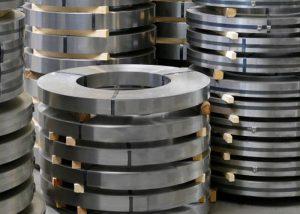 201 304 316 309 лента од не'рѓосувачки челик ладно валани со 2B / BA / No.4 / HL / површина на огледало